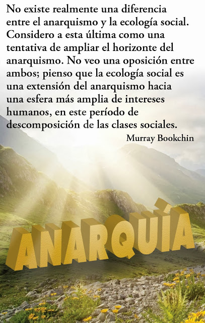 Murray-Bookchin-Ecologia-Social-Clases-Anarquismo-Acracia