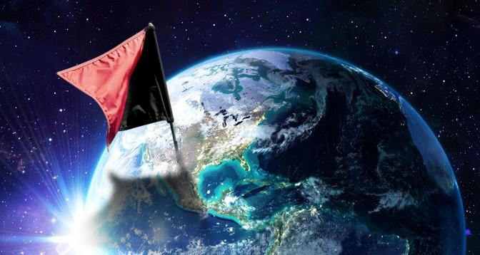 Estados-Unidos-Mundo-Tierra-Cosmos-Bandera-Anarquista
