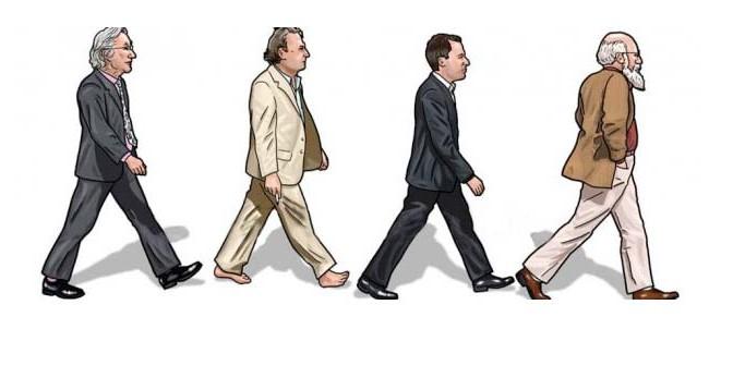 Los-cuatro-jinetes-del-ateismo-Richard-Dawkins-Daniel-Dennett-Sam-Harris-Christopher-Hitchens-Anarquismo-Acracia