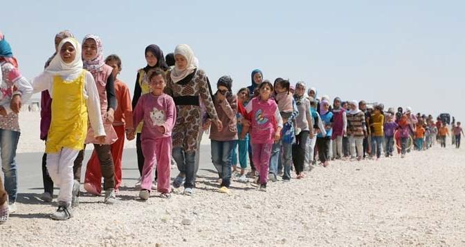 Migrantes-Bienvenidos-Refugiados-Siria-Anarquismo-Acracia
