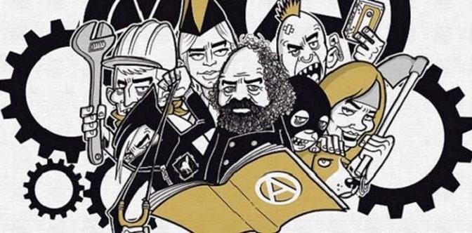 Resultado de imagen de anarquismo