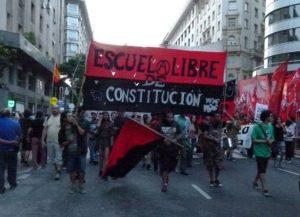 Escuela Libre de Constitución, en Buenos Aires