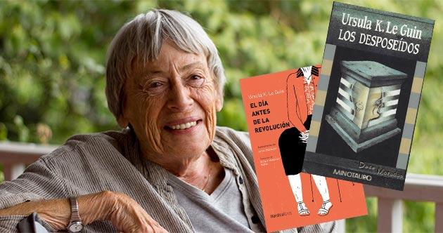 La literatura de Ursula K. Le Guin y el anarquismo