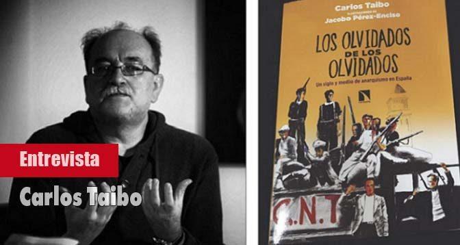 Carlos Taibo Anarquismo