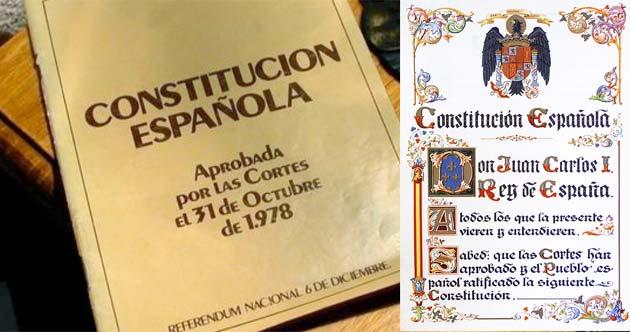 constitución españa 1978