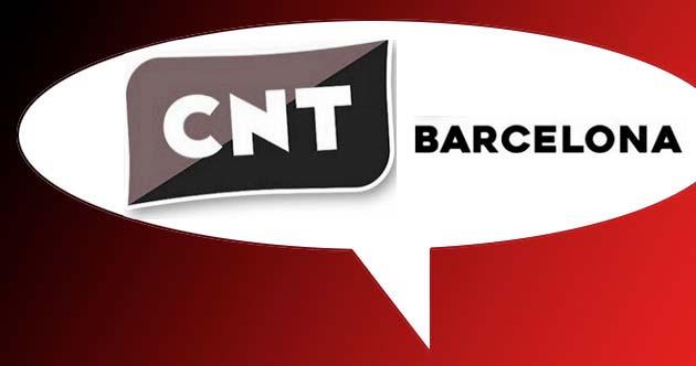 CNT Barcelona Represión