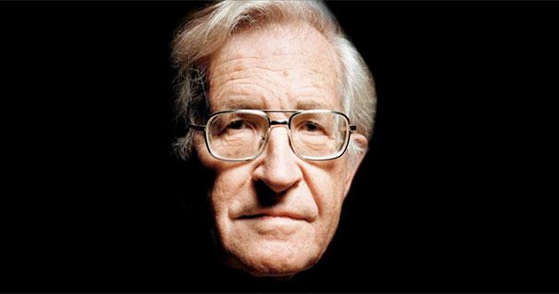 Chomsky Entrevista Anarquismo