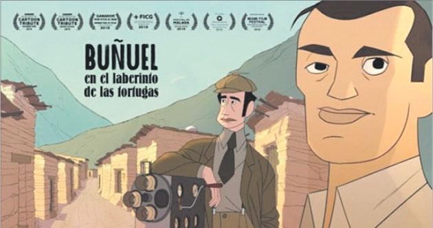 """""""Buñuel en el laberinto de las tortugas"""" o cómo descubrir la figura de Ramón Acín"""