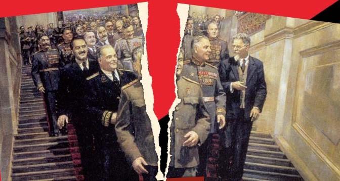 Stalin-Marxismo-Leninismo-Comunismo-Anarquia-Anarquismo-Acracia