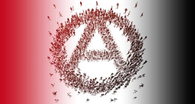 El anarquismo y el federalismo como su esqueleto organizativo