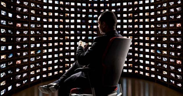 La televisión te espía, no lo dudes.
