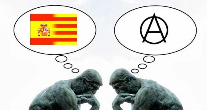 Anarquismo Procés Cataluña