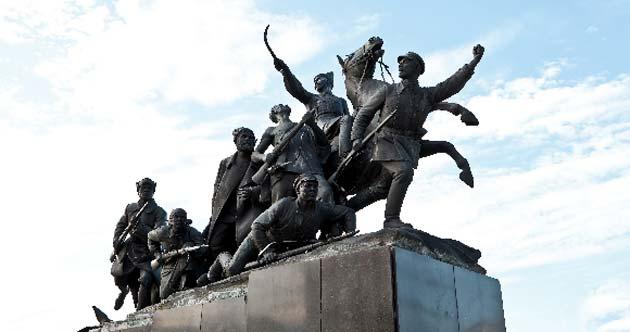 Revolución rusa Comunismo