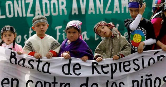 Argentina Pueblo Mapuche