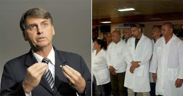 Brasil Médicos Cubanos