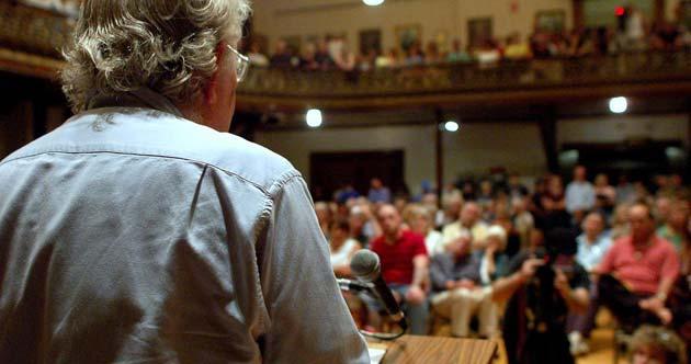 Noam Chomsky Anarquismo