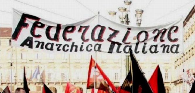 Federación Anarquista Italiana