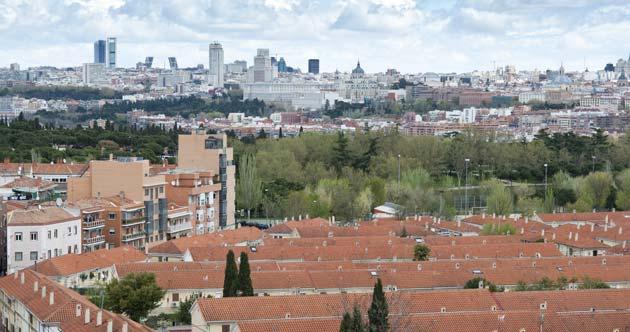 Madrid Carabanchel Gentifricación
