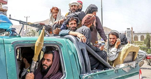 AFGANISTAN TALIBANES
